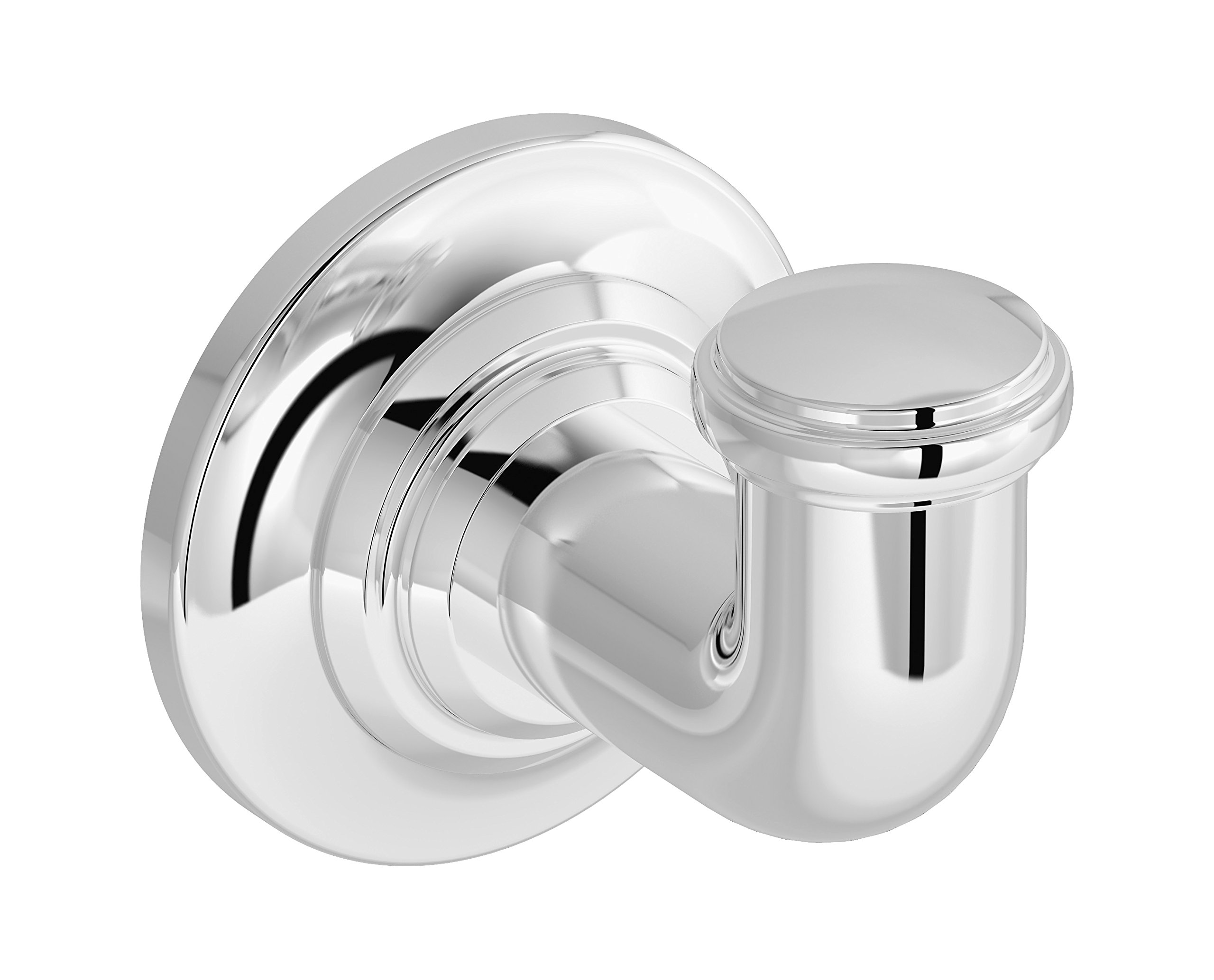 Symmons 513RH Winslet Wall-Mounted Robe Hook in Polished Chrome