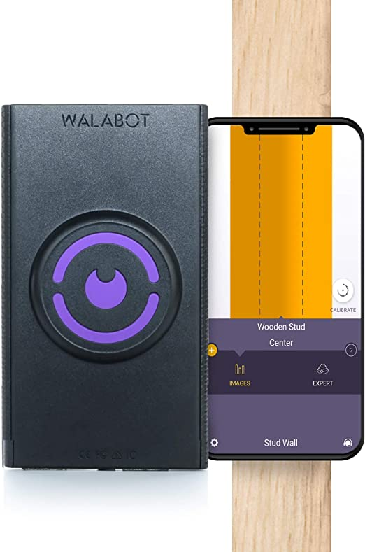 Walabot DIY, Stud Finder In-Wall Imager, Cell Phone Wall Scanner for Studs, Pipe, and Wires, (Only Compatible with Android smartphones running versions 6.0 or above): Amazon.com: Home Improvement