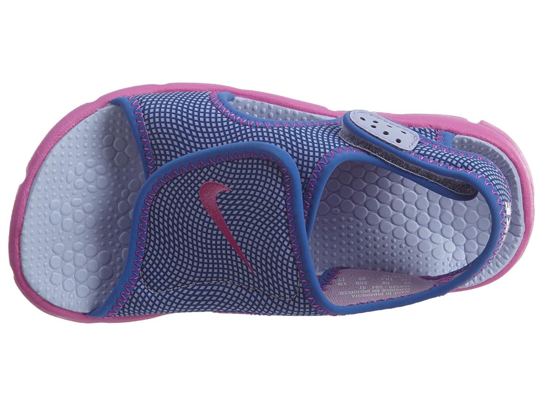 5d4f67f49466 Nike Girl s Sunray Adjust 4 Sandals (6 Big Kid M