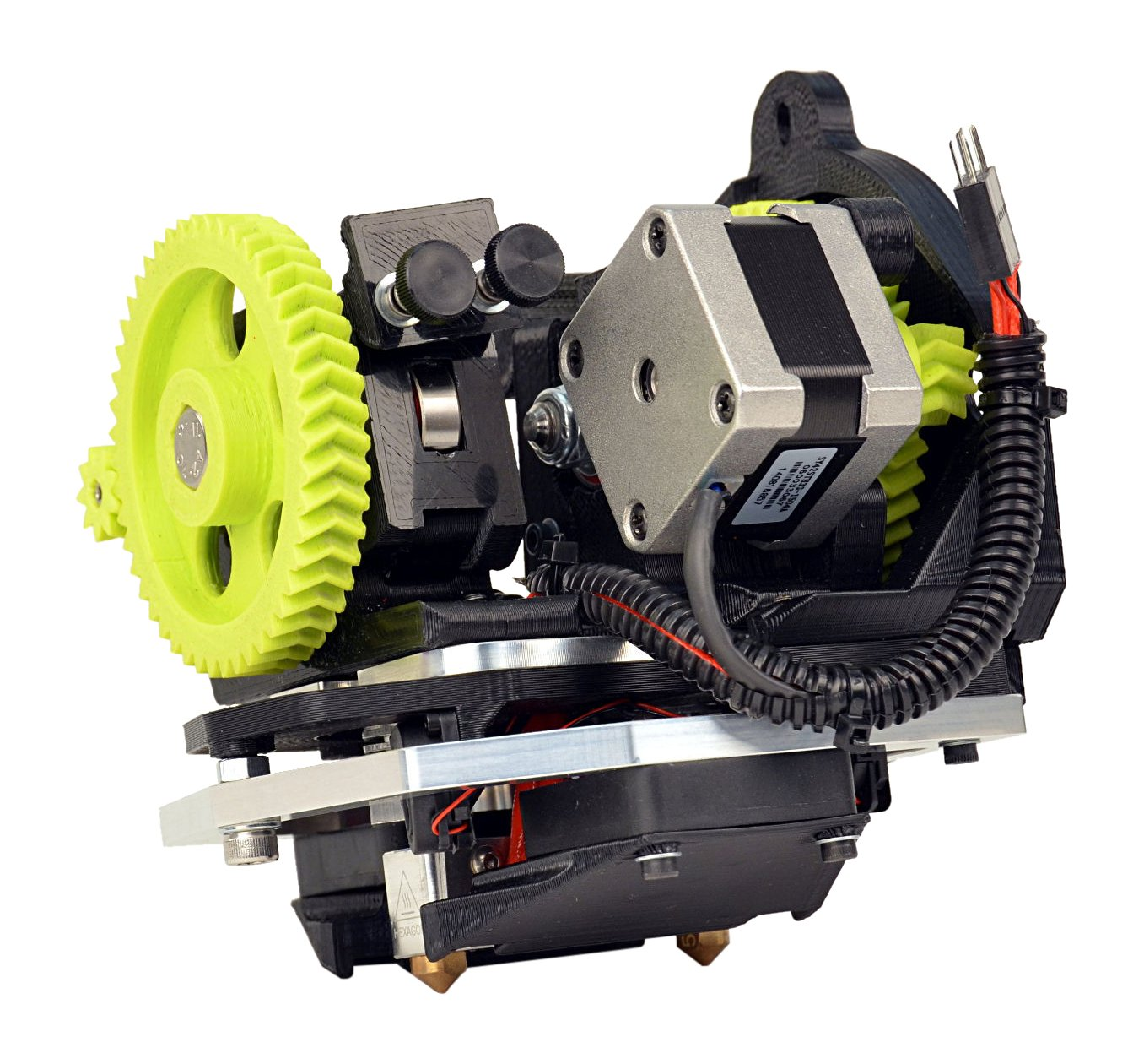 LulzBot Dual Extruder Tool Head, V2 by LulzBot