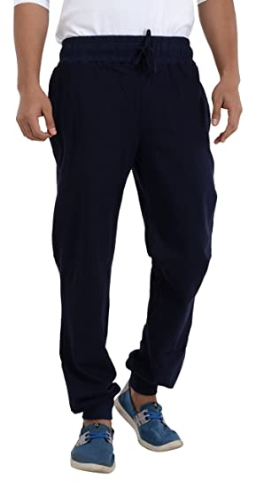 3055267c78 EASY 2 WEAR Mens Track Pant with Bottom Elastic(Jogger Style ...