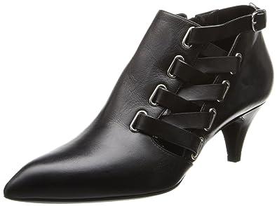 74260c95a8b Amazon.com | Casadei Women's Crisscross Ankle Boot | Ankle & Bootie