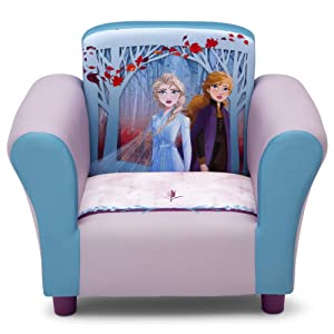 Delta Children Upholstered Chair, Disney Frozen II
