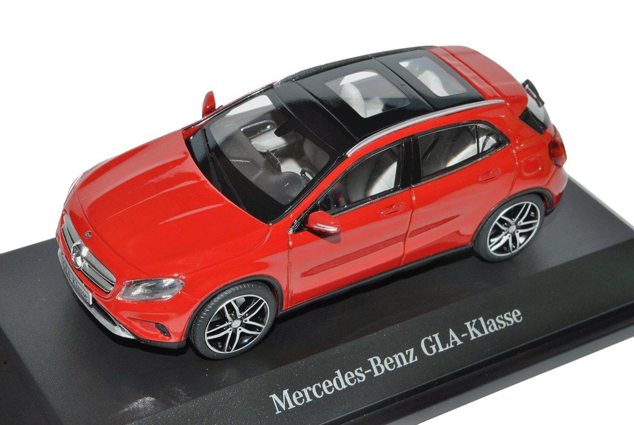 Schuco Mercedes-Benz Mercedes-Benz Schuco GLA X156 Jupiter Rot SUV Ab 2013 1/43 Modell Auto mit individiuellem Wunschkennzeichen c60d6b