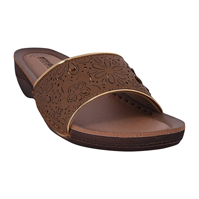 Buy AEROWALK Tan Comfort Walker