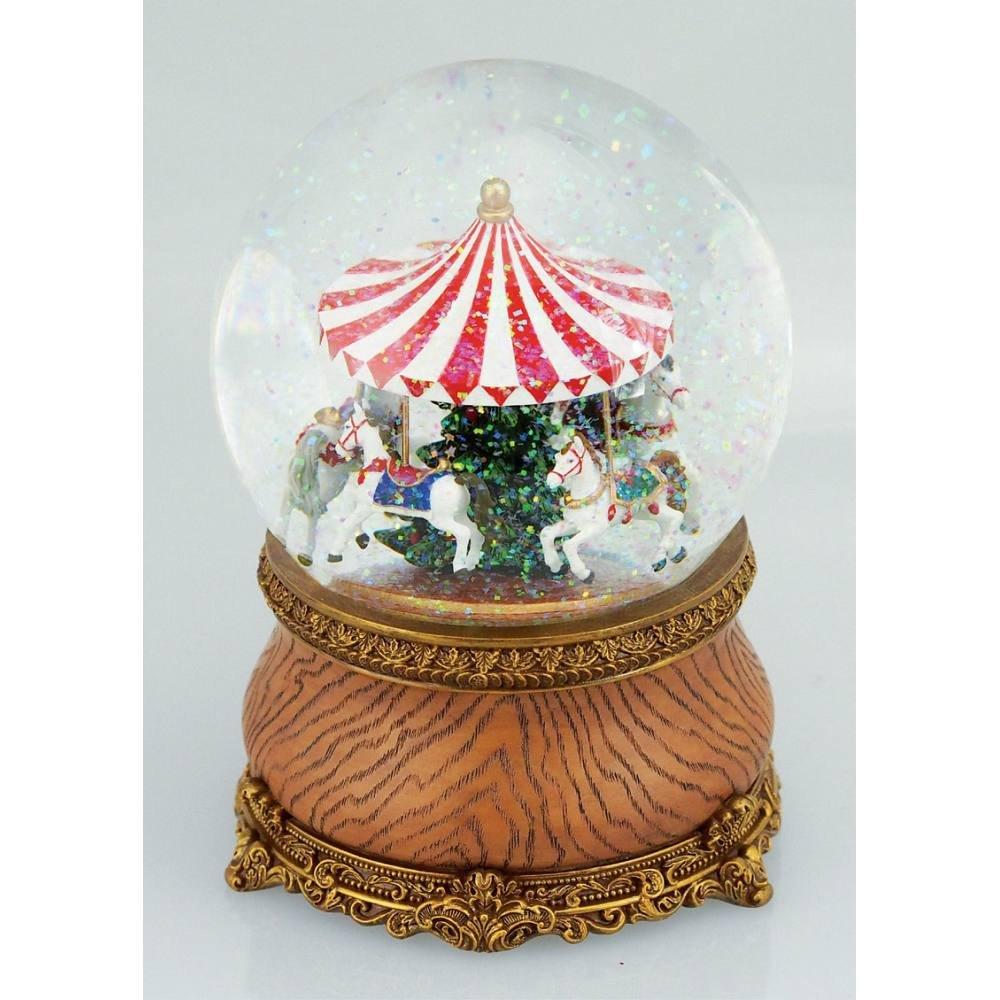 Carousel in a snow globe MMM GmbH 54061
