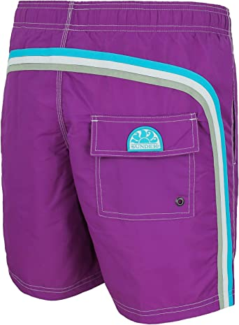 Elastic Waist 16 Pantaloncino Shorts Mare Costume Uomo Original BS//RB