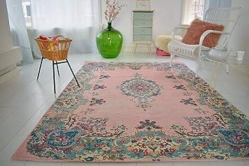 Tappeti Soggiorno Shabby : Tappeto stile vintage shabby chic per soggiorno camera da letto