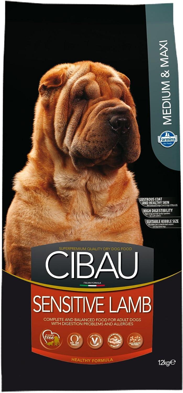 Farmina Cibau Sensitive Lamb Med/Maxi kg. 12 8010276031044