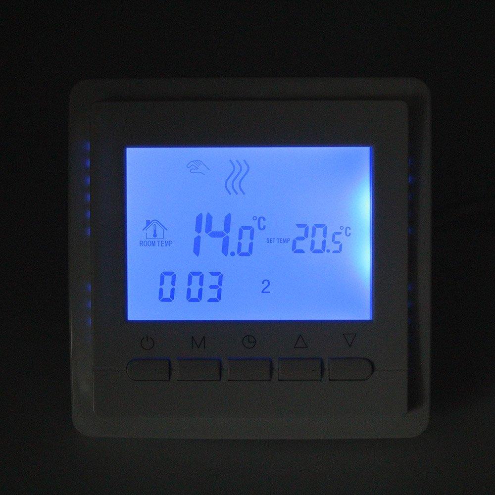 Termostatos endesa termostatos - Caldera no calienta agua si calefaccion ...