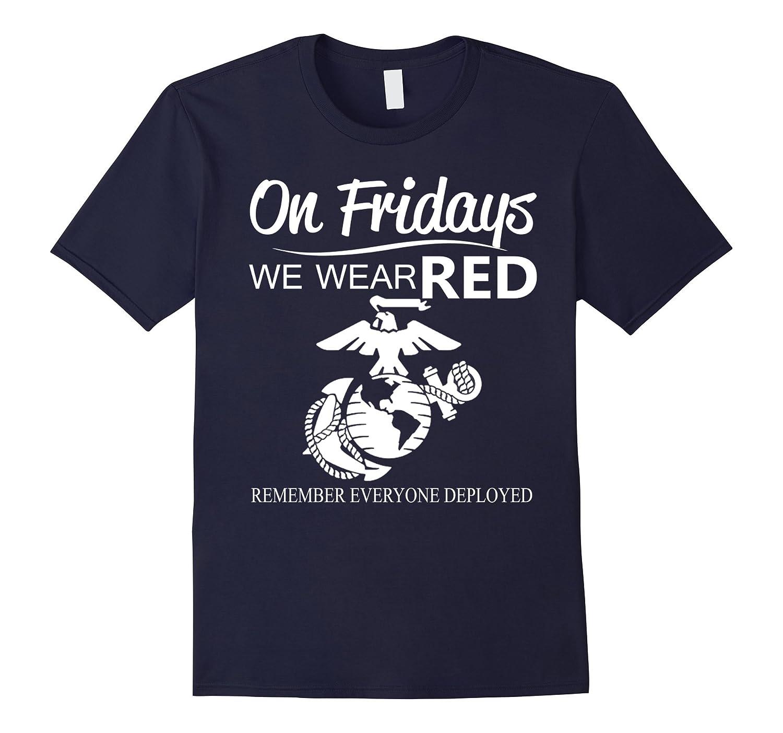 ON FRIDAYS WE WEAR RED-Art