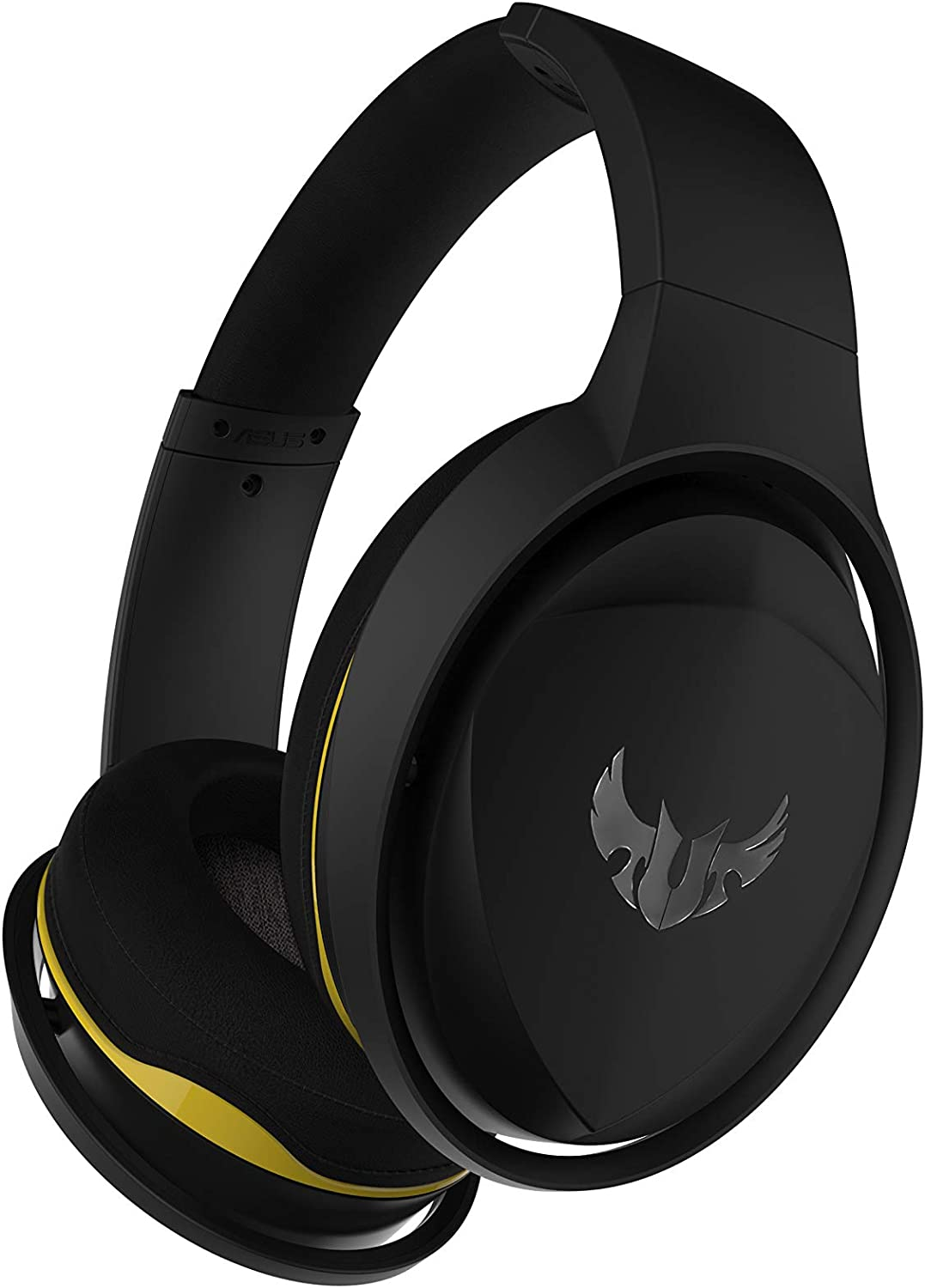 ASUS TUF Gaming H5 - Auriculares, Compatible con PC-PS4 -Mac-Xbox One -Nintendo Switch y Smartphones, Sonido 7.1 Virtual, Dos micrófonos, USB 2.0
