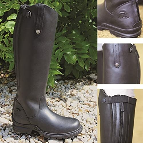 c77907e0947 Mark Todd Childrens Tall Fleece Lined Winter Boots (2 US (Standard)) (