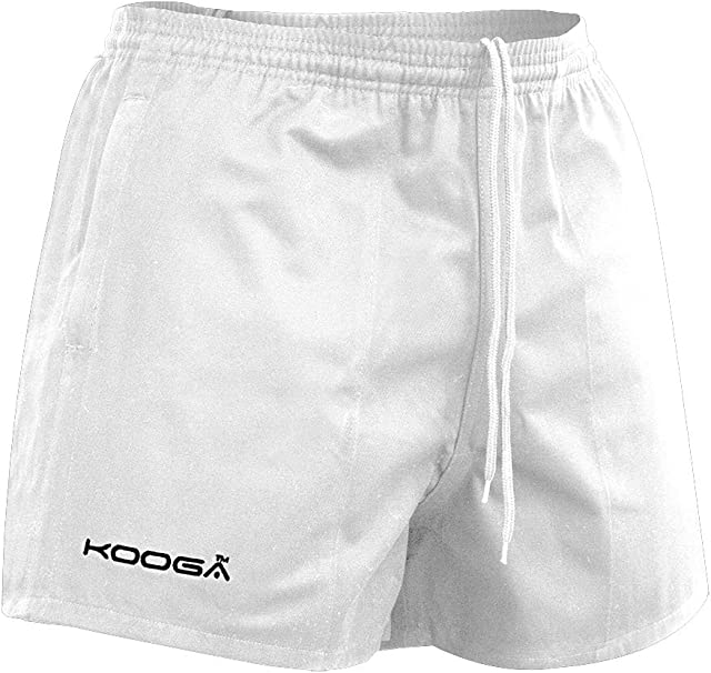 Kooga Murrayfield - Pantalones Cortos de Rugby para Hombre