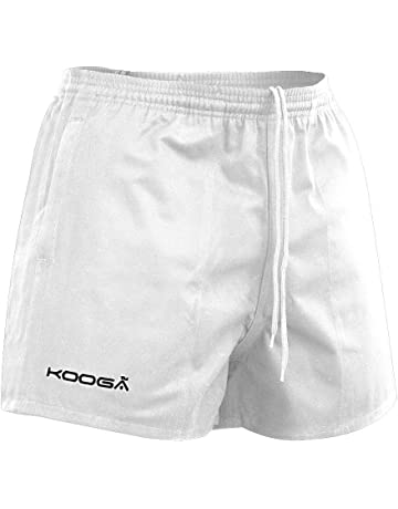 Color Negro /XS Kooga Murrayfield Pantalones Cortos/