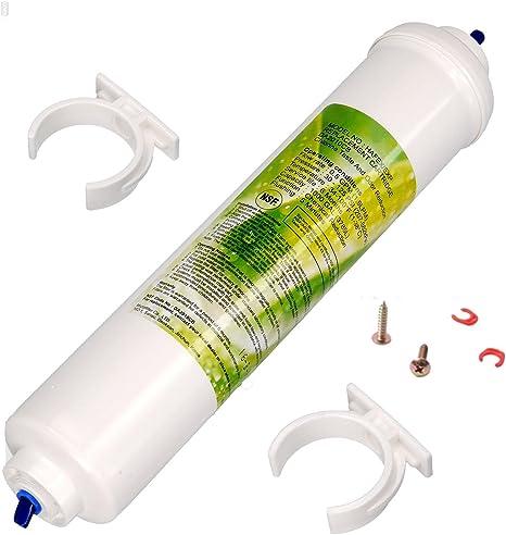 Beko - Filtro de cartucho dispensador de agua para frigorífico o ...