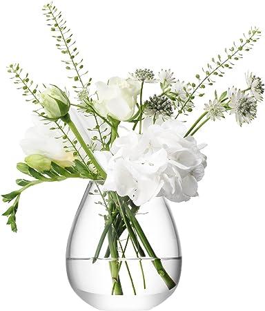 LSA International/ /Vase Bouquet de Fleurs Transparent 29/cm