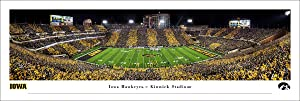 Iowa Hawkeyes Football - Panoramic Posters and Framed Pictures by Blakeway Panoramas