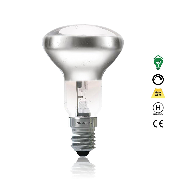 6 x R50 Sportlights 40W SES E14 REFLECTOR SPOT LIGHT Bulbs Small Edison Screw
