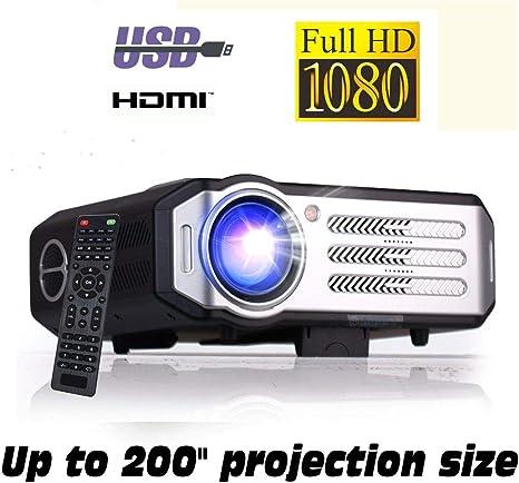 Proyector Full HD 1080P, XSAGON(2018 Nuevo modelo)Proyectores ...
