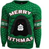 Star Wars Merry Sithmas Official Christmas Jumper