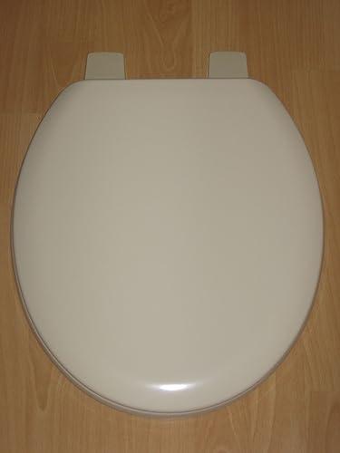 Bemis 5000 Champagne Coloured Toilet Seat Amazon Co Uk