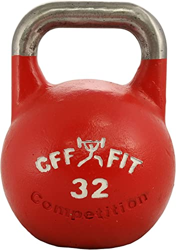 CFF 32 kg Pro Competition Russian Kettlebell Girya Great for Cross Training and MMA Training