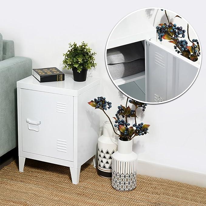 Amazon.com: HouseinBox - Organizador de armario de metal con ...