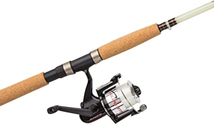 Amazon Com Berkley Glowstik Combo Spinning Rod And Reel Combos Sports Outdoors