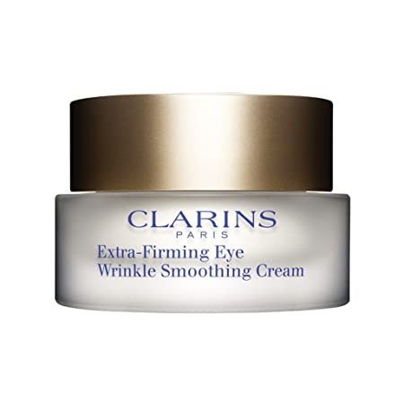Clarins Extra-Firming Eye Wrinkle Smoothing Cream, 0.5 Ounce
