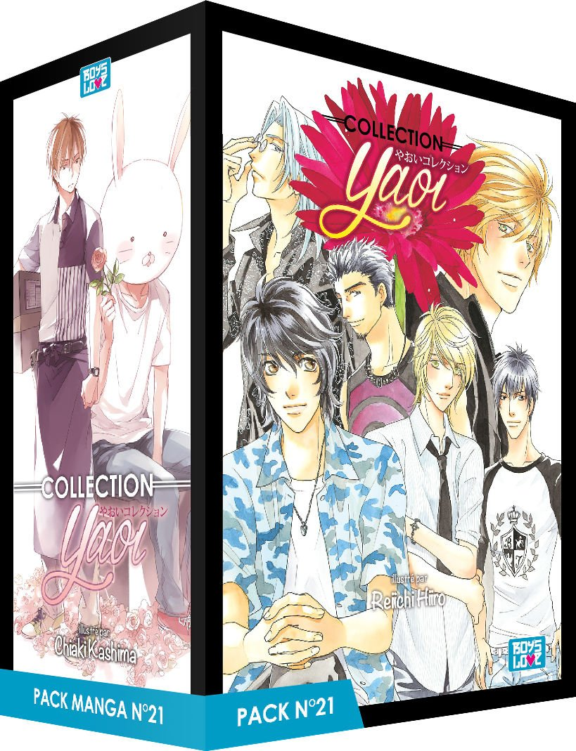 Collection Yaoi Pack N° 21 : 5 mangas (Boys love): Amazon.es: Osp ...