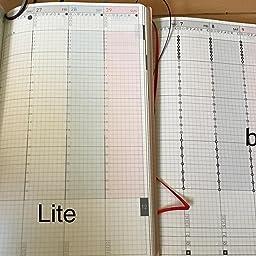 Amazon コクヨ ジブン手帳 Lite Mini 手帳 年 B6 スリム マンスリー ウィークリー ライトブルー ニ Jlm1lb 19年 12月始まり 手帳 文房具 オフィス用品