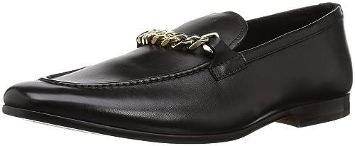 ALDO Mens ROYTON Loafer Black Leather 7- ...