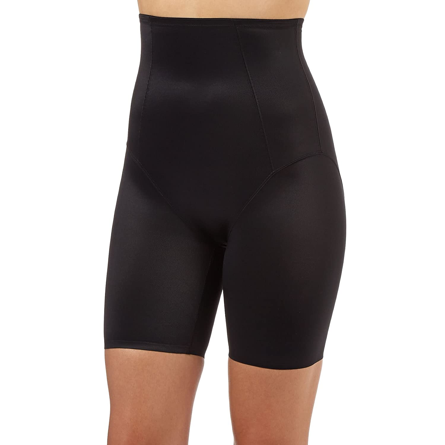 Debenhams The Collection Womens Black Firm Control High Waisted Thigh Slimmers