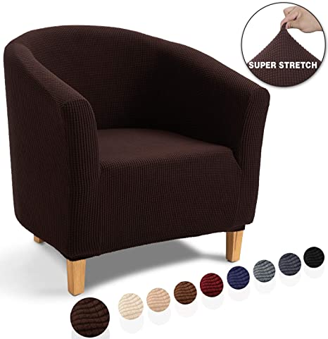 Fabulous Tianshu Tub Chair Slipcover Armchair Slipcovers Sofa Covers Couch Covers Pet Covers For Dining Living Room Office Reception Chair Cover Tub Unemploymentrelief Wooden Chair Designs For Living Room Unemploymentrelieforg