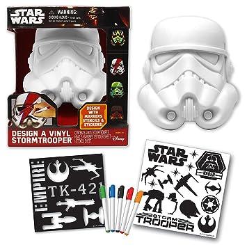 Amazoncom Star Wars Design A Vinyl Stormtrooper Toys Games