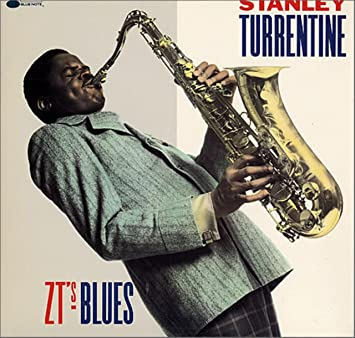 Amazon.com: Z.T.S BLUES-STANLEY TURRENTINE: Music