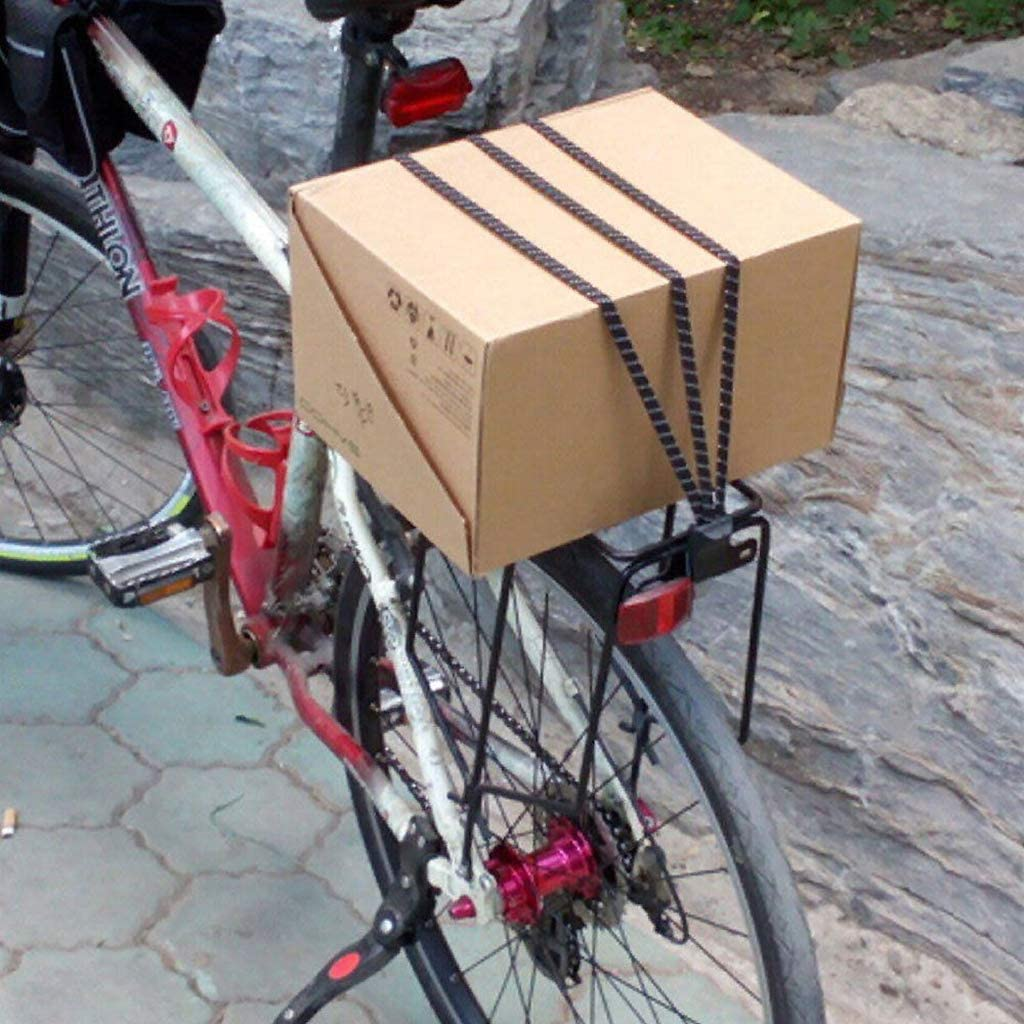 78cm Bicycle Motorcycle Elastic Straps Cargo Box Package Rubber Bungee Rope