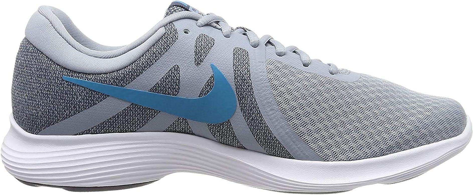 Nike Revolution 4, Zapatillas de Atletismo para Hombre, Multicolor ...