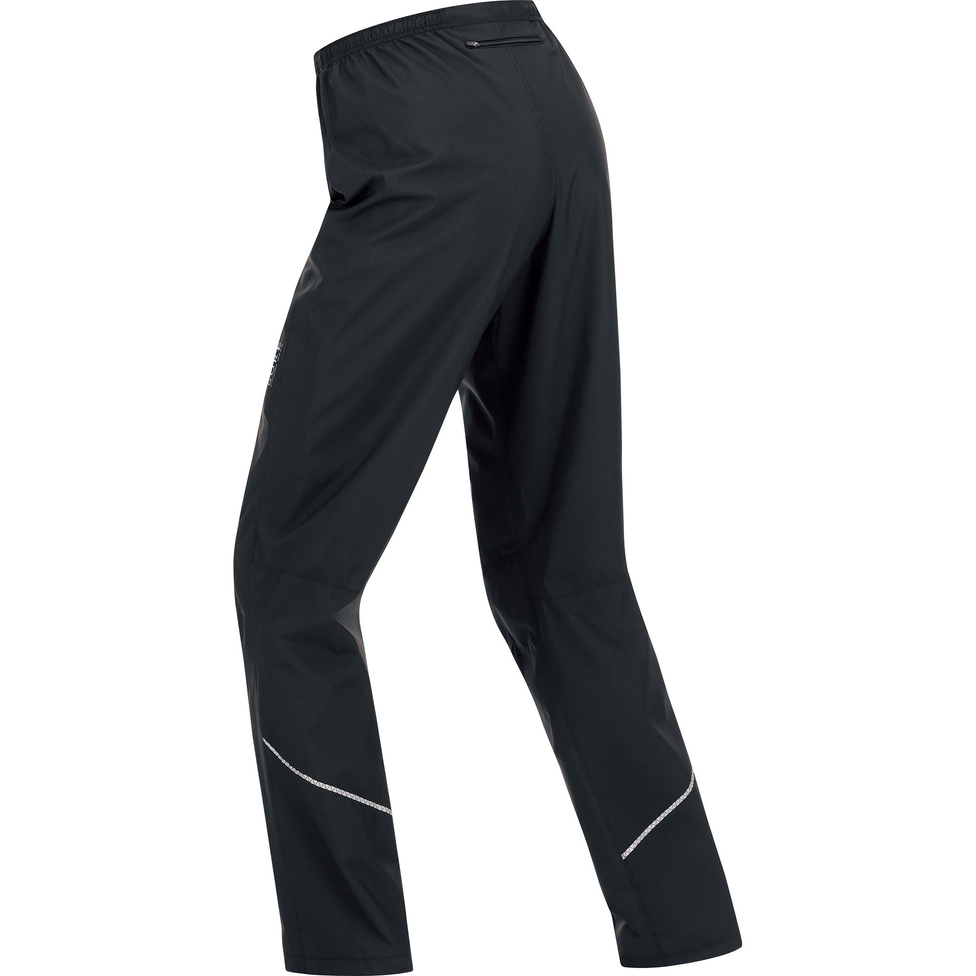 Gore Running Wear Men's Essential Active Shell Pant, Black, X-Large by Gore Running Wear (Image #3)