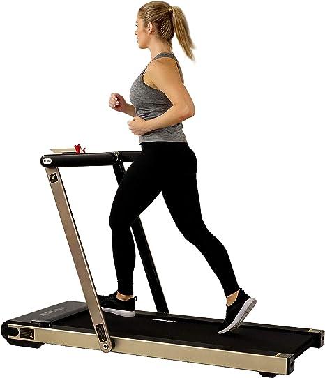Sunny Health & Fitness ASUNA Space Saving Treadmill