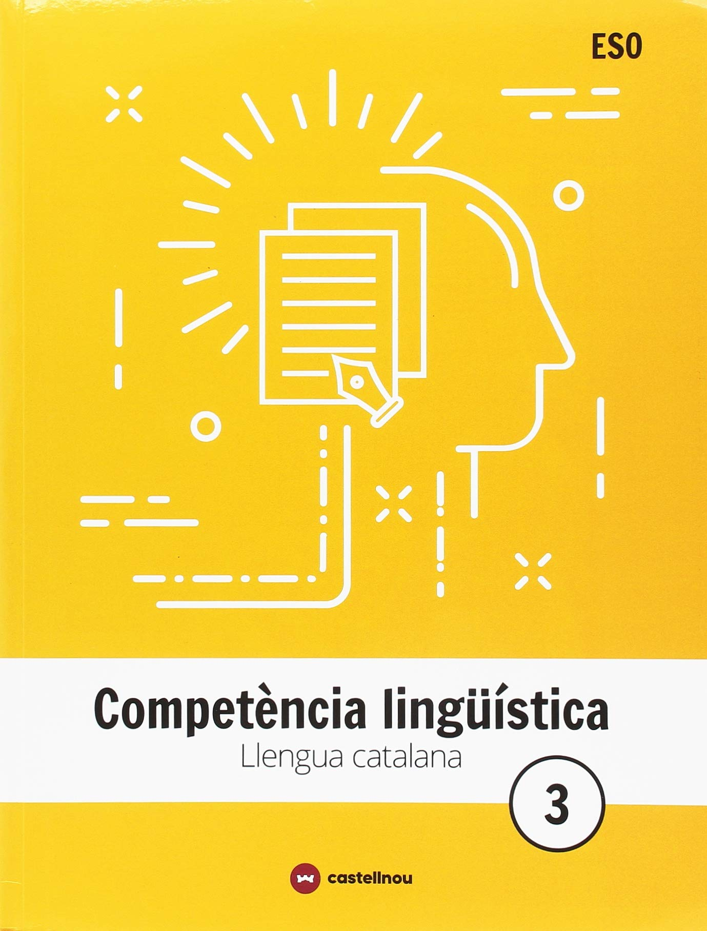 LLENGUA CATALANA 3 ESO. COMPETÈNCIA LINGÜÍSTICA: Amazon.es: FAUS, TONI, POL, HELENA: Libros