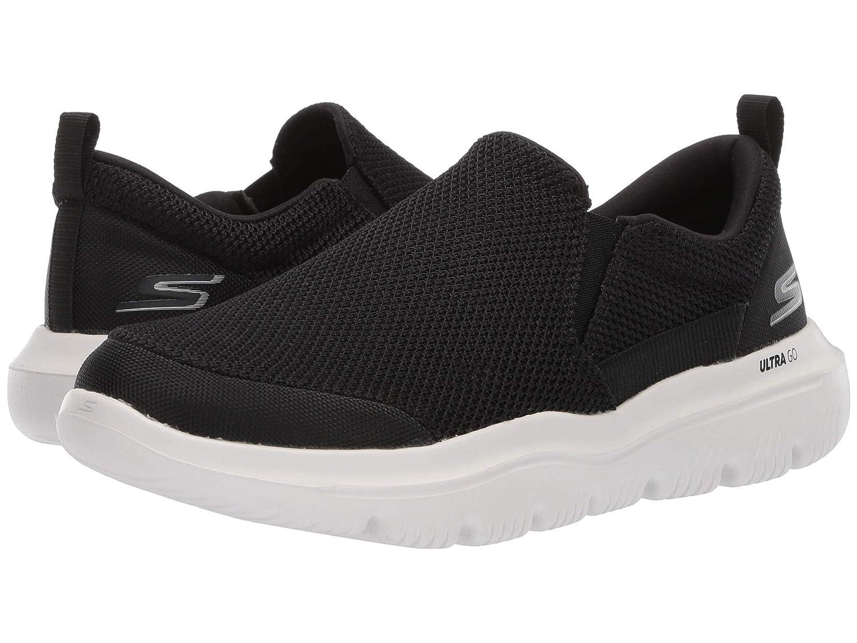 【上品】 [スケッチャーズ] メンズスニーカーランニングシューズ靴 cm Go Walk Evolution Impeccable Ultra - D Impeccable [並行輸入品] B07N8FG23J ブラック/ホワイト 27.5 cm D 27.5 cm D|ブラック/ホワイト, クロタキムラ:cc70896f --- svecha37.ru
