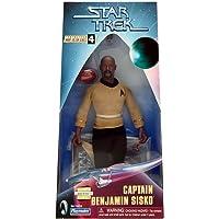 CAPTAIN BENJAMIN SISKO Star Trek: Deep Space Nine 23cm Warp Factor Series 4 Fully Articulated Action Figure