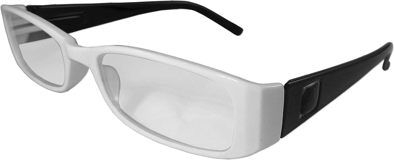 NFL Oakland Raiders White /& black Reading Glasses Power 3 Pack 1.25