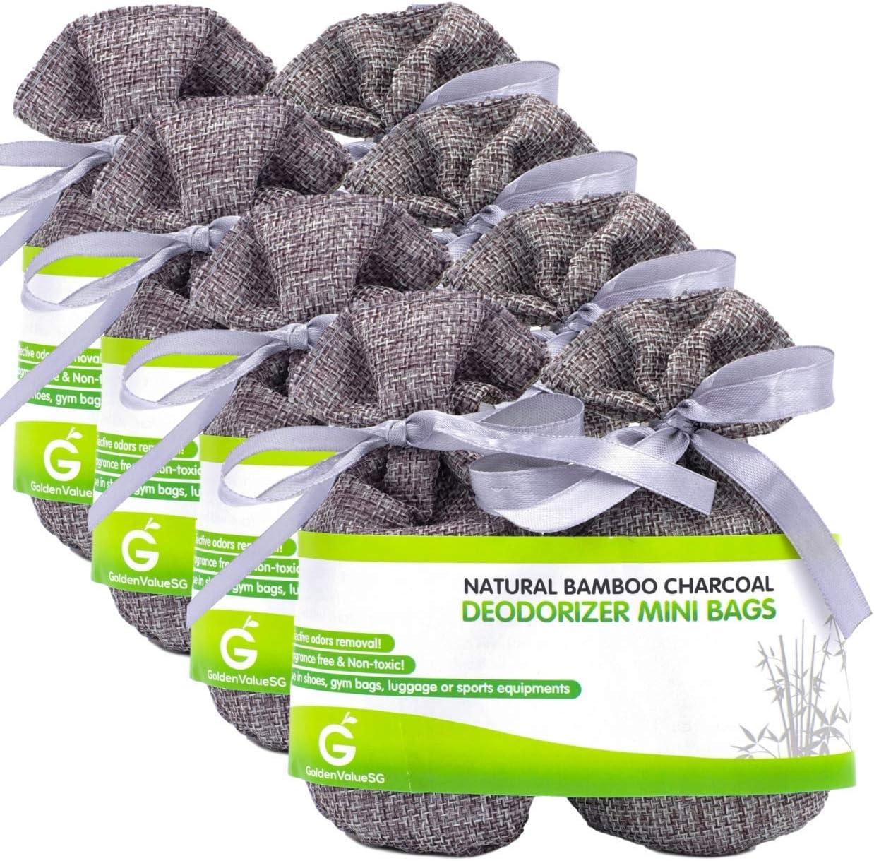 SG Buy More Save More Bamboo - Mini Bolsas de desodorizador de ...