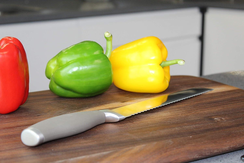 Gama de Siracusa 20cm Bread Knife: Amazon.es: Hogar