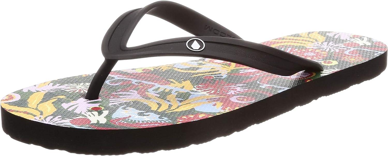 Volcom Men's Rocker Flip Flop Sandal: Shoes