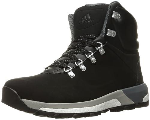 super popular 737c8 28df0 Adidas Outdoor Men s CW Pathmaker Hiking Boot, Black Vista Grey Mid Grey,