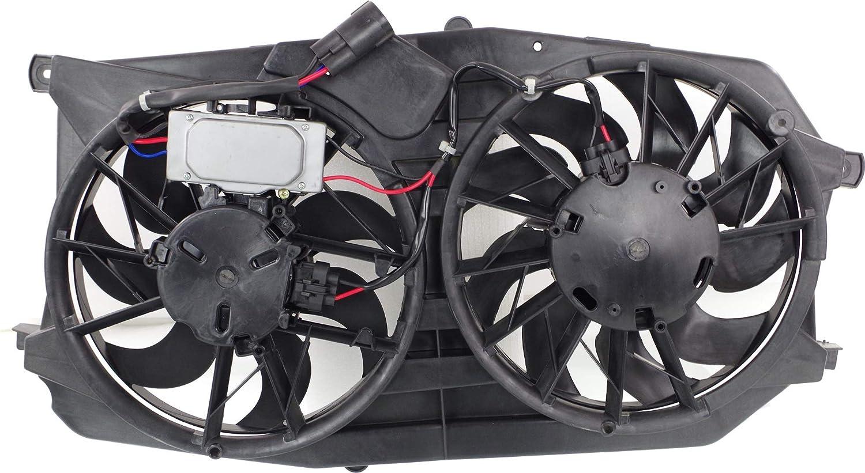 Garage-Pro Cooling Fan Assembly for FORD FIVE HUNDRED 2005-2007